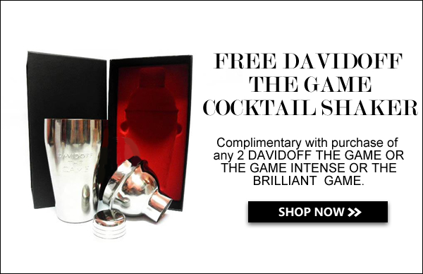 Davidoff The Game Shaker