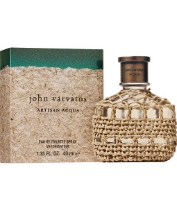 JOHN VARVATOS ARTISAN ACQUA EDT FOR MEN