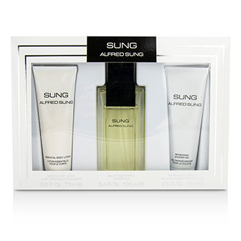 ALFRED SUNG SUNG COFFRET 3PCS GIFT SET FOR WOMEN