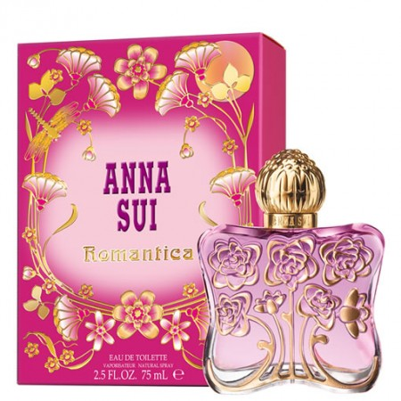 ANNA SUI ROMANTICA EDT FOR WOMEN