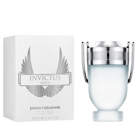 PACO RABANNE INVICTUS AQUA POUR HOMME EDT FOR MEN