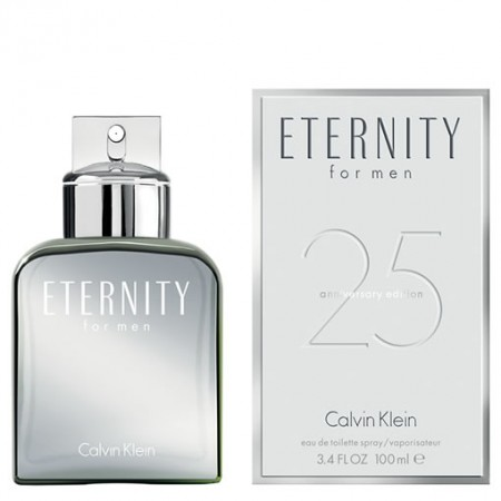 CALVIN KLEIN CK ETERNITY 25 ANNIVERSARY EDITION EDT FOR MEN