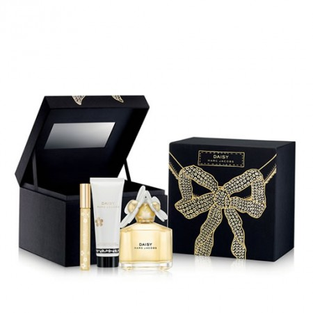 MARC JACOBS DAISY COSMETIC BOX GIFT SET FOR WOMEN
