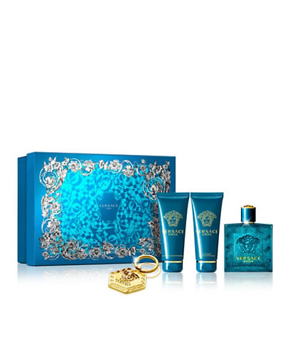 VERSACE EROS KEYCHAIN GIFT SET FOR MEN PerfumeStore Singapore