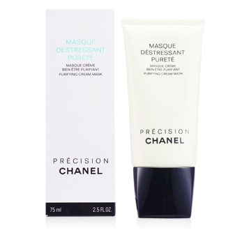 CHANEL MASQUE DESTRESSANT PURETE PURIFYING CREAM MASK 75ML/2.5OZ