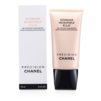 CHANEL GOMMAGE MICROPERLE ECLAT MAXIUM RADIANCE EXFOLIATING GEL 75ML/2.5OZ