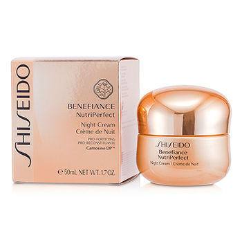 SHISEIDO BENEFIANCE NUTRIPERFECT NIGHT CREAM 50ML/1.7OZ