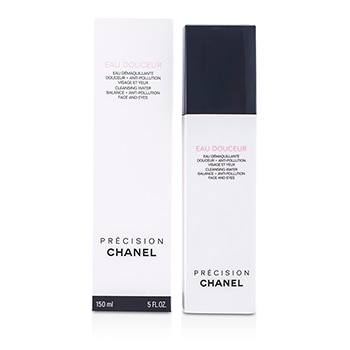 CHANEL EAU DOUCEUR CLEANSING WATER FACE & EYES 150ML/5OZ
