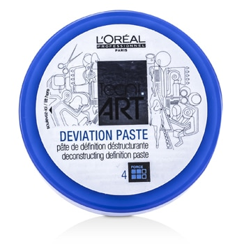 L'OREAL PROFESSIONNEL TECNI.ART PLAY BALL DEVIATION PASTE 100ML/3.4OZ