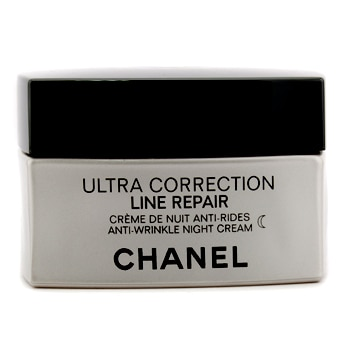 CHANEL ULTRA CORRECTION LINE REPAIR ANTI WRINKLE NIGHT CREAM 50ML/1.7OZ