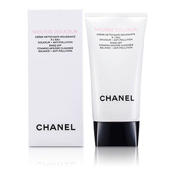 CHANEL MOUSSE DOUCEUR RINSE OFF FOAMING CLEANSER 150ML/5OZ