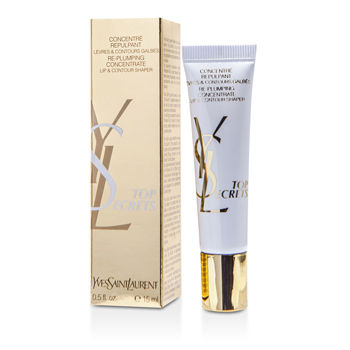 YVES SAINT LAURENT TOP SECRETS RE PLUMPLING CONCENTRATE LIP & CONTOUR SHAPER 15ML/0.5OZ