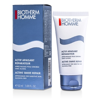 BIOTHERM HOMME ACTIVE SHAVE REPAIR ALCOHOL-FREE 50ML/1.7OZ