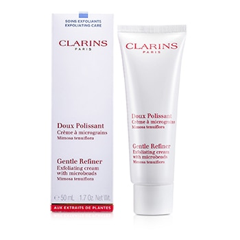 CLARINS GENTLE REFINER EXFOLIATING CREAM WITH MICROBEADS 50ML/1.7OZ