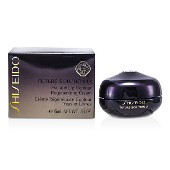 SHISEIDO FUTURE SOLUTION LX EYE & LIP CONTOUR REGENERATING CREAM 15ML/0.54OZ