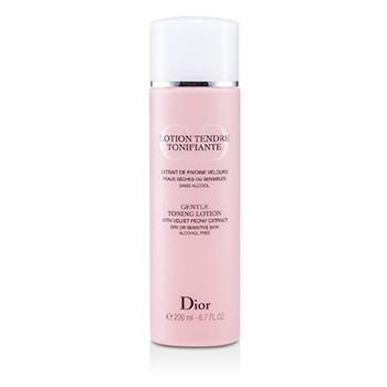 CHRISTIAN DIOR GENTLE TONING LOTION 200ML/6.7OZ