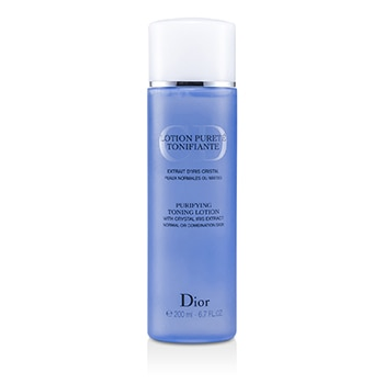 CHRISTIAN DIOR PURIFYING TONING LOTION (NORMAL / COMBINATION SKIN) 200ML/6.7OZ