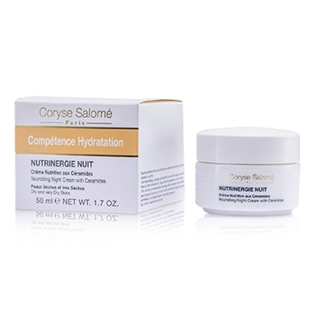 Competence Hydratation Nourishing Night Cream ( Dry Or Very Dry Skin ) --50ml/1.7oz
