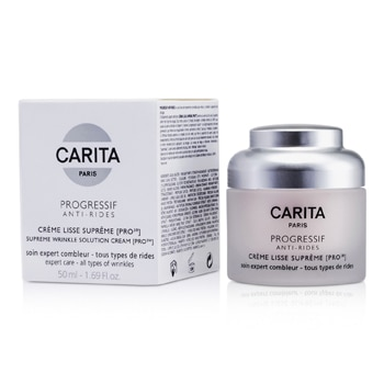 CARITA PROGRESSIF ANTI-RIDES SUPREME WRINKLE SOLUTION CREAM [ PRO 3W ] 50ML/1.69OZ