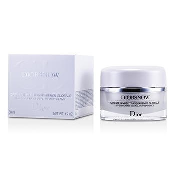 CHRISTIAN DIOR DIORSNOW FRESH CREME GLOBAL TRANSPARENCY 50ML/1.7OZ