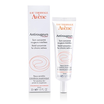 AVENE ANTIROUGEURS FORT RELIEF CONCENTRATE (FOR SENSITIVE SKIN) 30ML/1.01OZ
