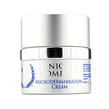 CLINICIANS COMPLEX MICRODERMABRASION CREAM 60ML/2OZ