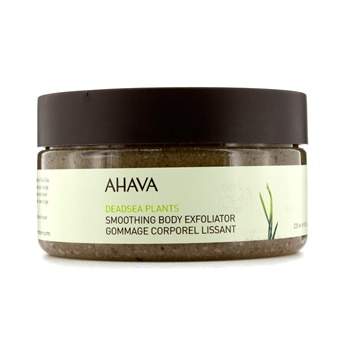 AHAVA DEADSEA PLANTS SMOOTHING BODY EXFOLIATOR 235ML/8OZ