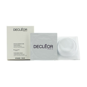 DECLEOR POUR L HOMME PURE ENERGY MASK (SALON SIZE) 5X15ML/0.5OZ