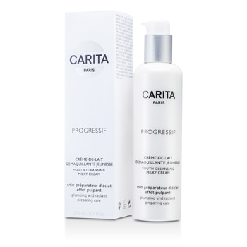 CARITA PROGRESSIF YOUTH CLEANSING MILKY CREAM 200ML/6.7OZ