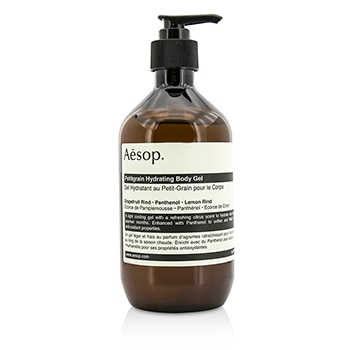 AESOP PETITGRAIN HYDRATING BODY GEL 500ML/16.9OZ