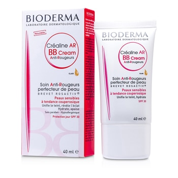BIODERMA SENSIBIO (CREALINE) ANTI-ROUGEURS BB CREAM SPF30 (FOR SENSITIVE SKIN) 40ML/1.33OZ