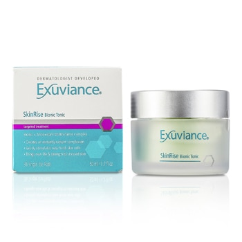 Exuviance - Multi-Protective Day Creme SPF 20 (For Sensitive/ Dry Skin) - 50g/1.75oz PH Factor 5.5 Retinol Serum for face with Ferulic Acid and Natural Extracts. Retinol serum for Dark Spots, Wrinkles, Expression Lines, Rough Texture and Dry Skin. Large 2 fl oz bottle