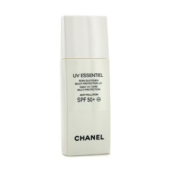 CHANEL UV ESSENTIEL DAILY UV CARE MULTI-PROTECTION ANTI-POLLUTION SPF 50+ 30ML/1OZ