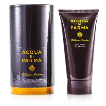 ACQUA DI PARMA COLLEZIONE BARBIERE SOFT SHAVING CREAM (TUBE) 75ML/2.5OZ
