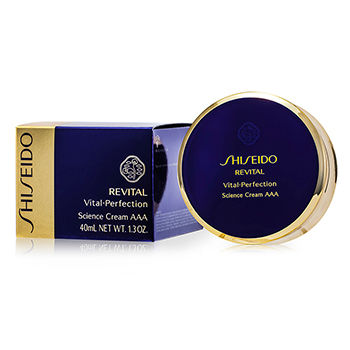 SHISEIDO REVITAL VITAL-PERFECTION SCIENCE CREAM AAA 40ML/1.3OZ