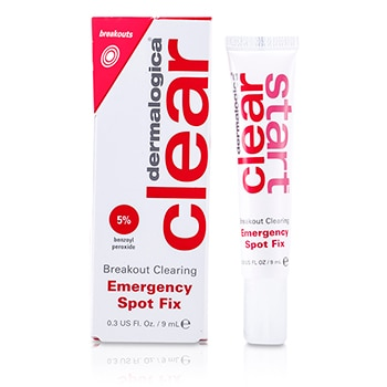 DERMALOGICA CLEAR START BREAKOUT CLEARING EMERGENCY SPOT FIX 9ML/0.3OZ