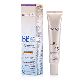 DECLEOR HYDRA FLORAL BB CREAM SPF15 - DARK 40ML/1.35OZ