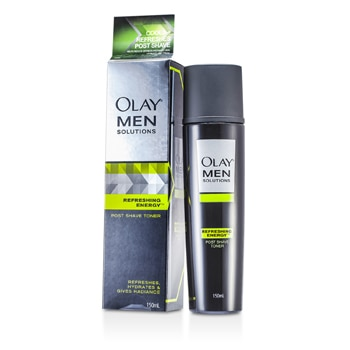 OLAY REFRESHING ENERGY POST SHAVE TONER 150ML/5OZ