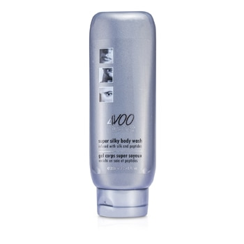 4V00 DISTINCT MAN SUPER SILKY BODY WASH (INFUSED WITH SILK AND PEPTIDES) 250ML/8.45OZ