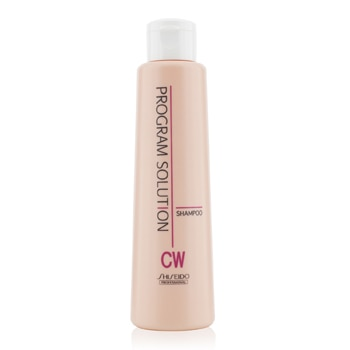 SHISEIDO PROGRAM SOLUTION SHAMPOO CW (FOR COLORED & WAVE HAIR) 200ML/6.7OZ