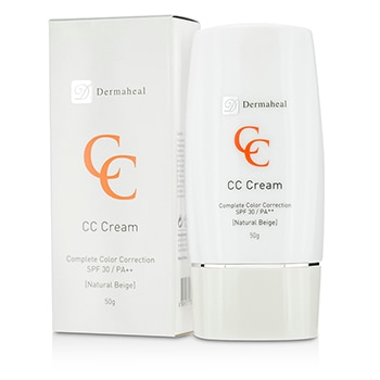 DERMAHEAL CC CREAM SPF30 - NATURAL BEIGE 50G/1.7OZ