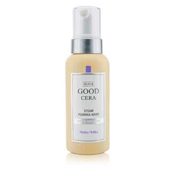 HOLIKA HOLIKA SKIN & GOOD CERA STEAM FOAMING WASH 160ML/5.3OZ