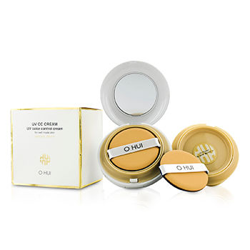 o hui uv color control cc cream spf mloz