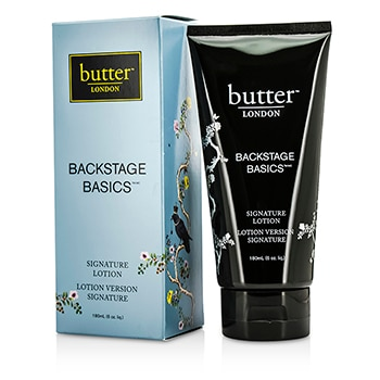BUTTER LONDON BACKSTAGE BASICS SIGNATURE LOTION 180ML/6OZ Skincare Singapore