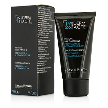 ACADEMIE DERM ACTE MULTIVITAMIN MASK 75ML/2.5OZ