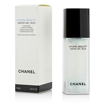 CHANEL HYDRA BEAUTY MICRO GEL YEUX INTENSE SMOOTHING HYDRATION EYE GEL 15ML/0.5OZ