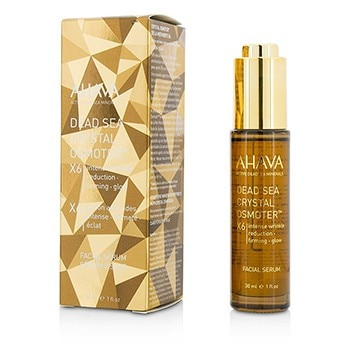 AHAVA DEAD SEA CRYSTAL OSMOTER X6 FACIAL SERUM 30ML/1OZ