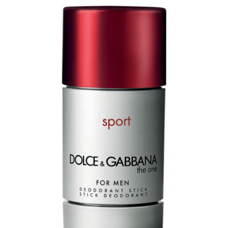 D&G DOLCE & GABBANA THE ONE SPORT POUR HOMME DEODORANT FOR MEN