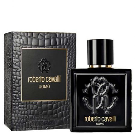 ROBERTO CAVALLI UOMO EDT FOR MEN