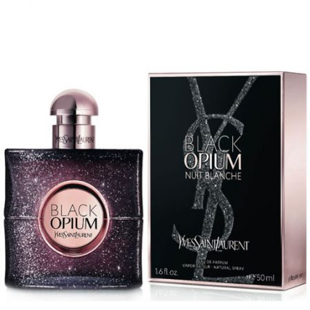 YVES SAINT LAURENT YSL BLACK OPIUM NUIT BLANCHE EDP FOR WOMEN